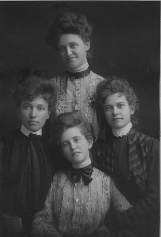 Driggs sisters Maud top MZ